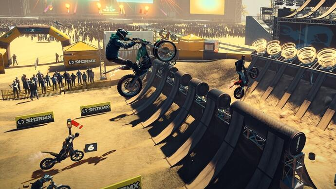 Trials Rising Expansion Pass bevat extra tracks en meer