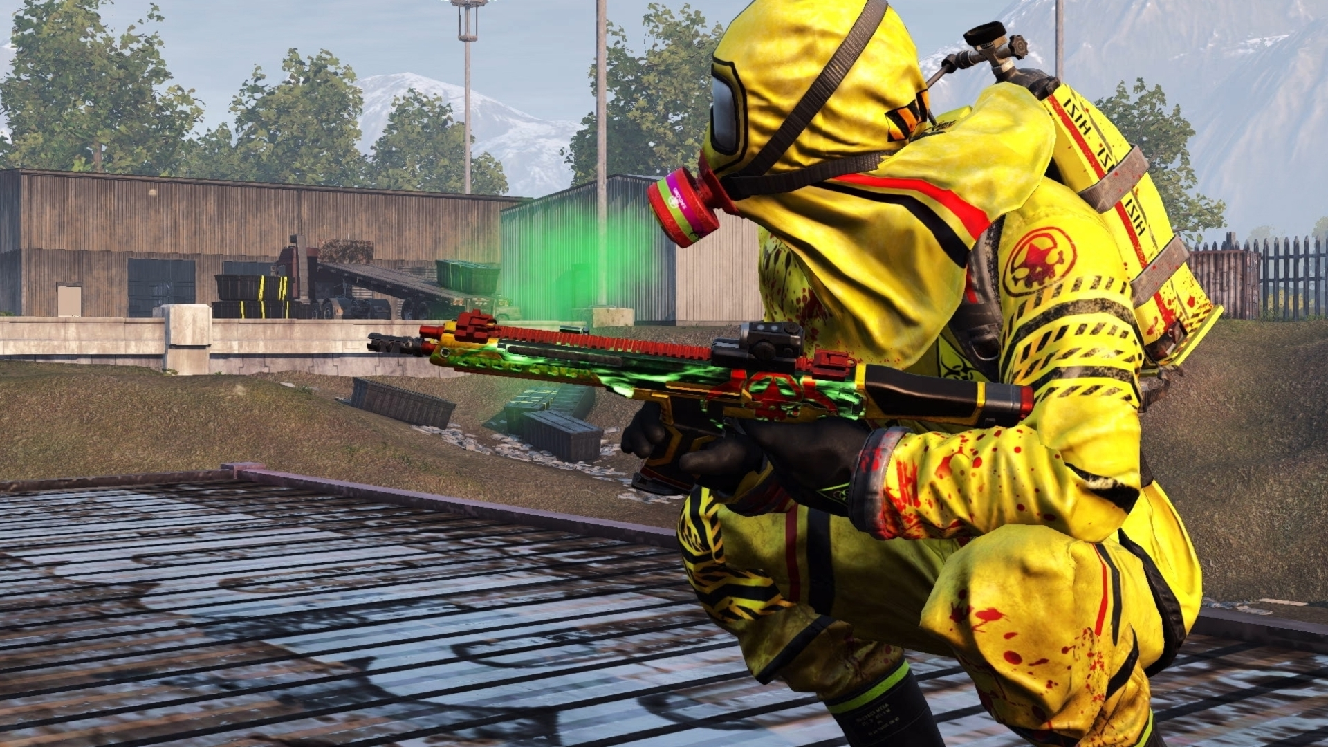 H1Z1's upcoming free expansion adds a new 50 player FFA Deathmatch mode
