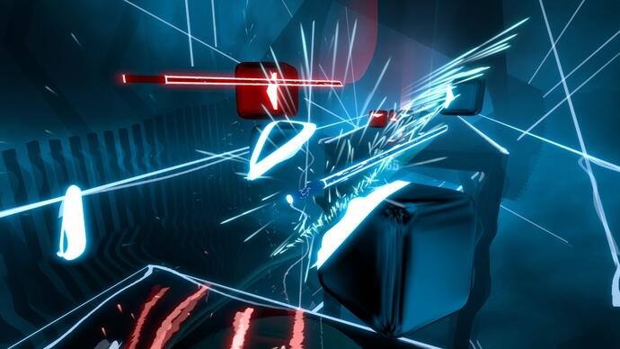 "SteamVR updated after Beat Saber players reach speeds not thought ""humanly possible"""