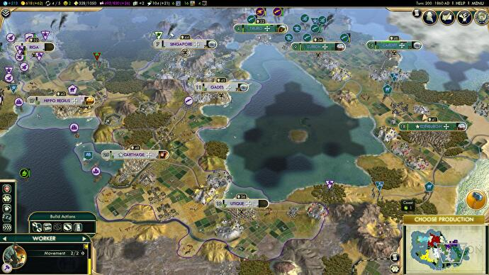 How a five-year game of Civilization 5 became a meaningful