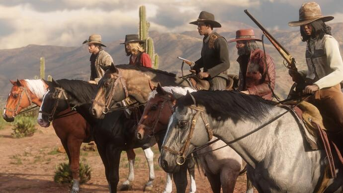 "Rockstar tackling ""destructive player behaviour"" in next Red Dead Online update"