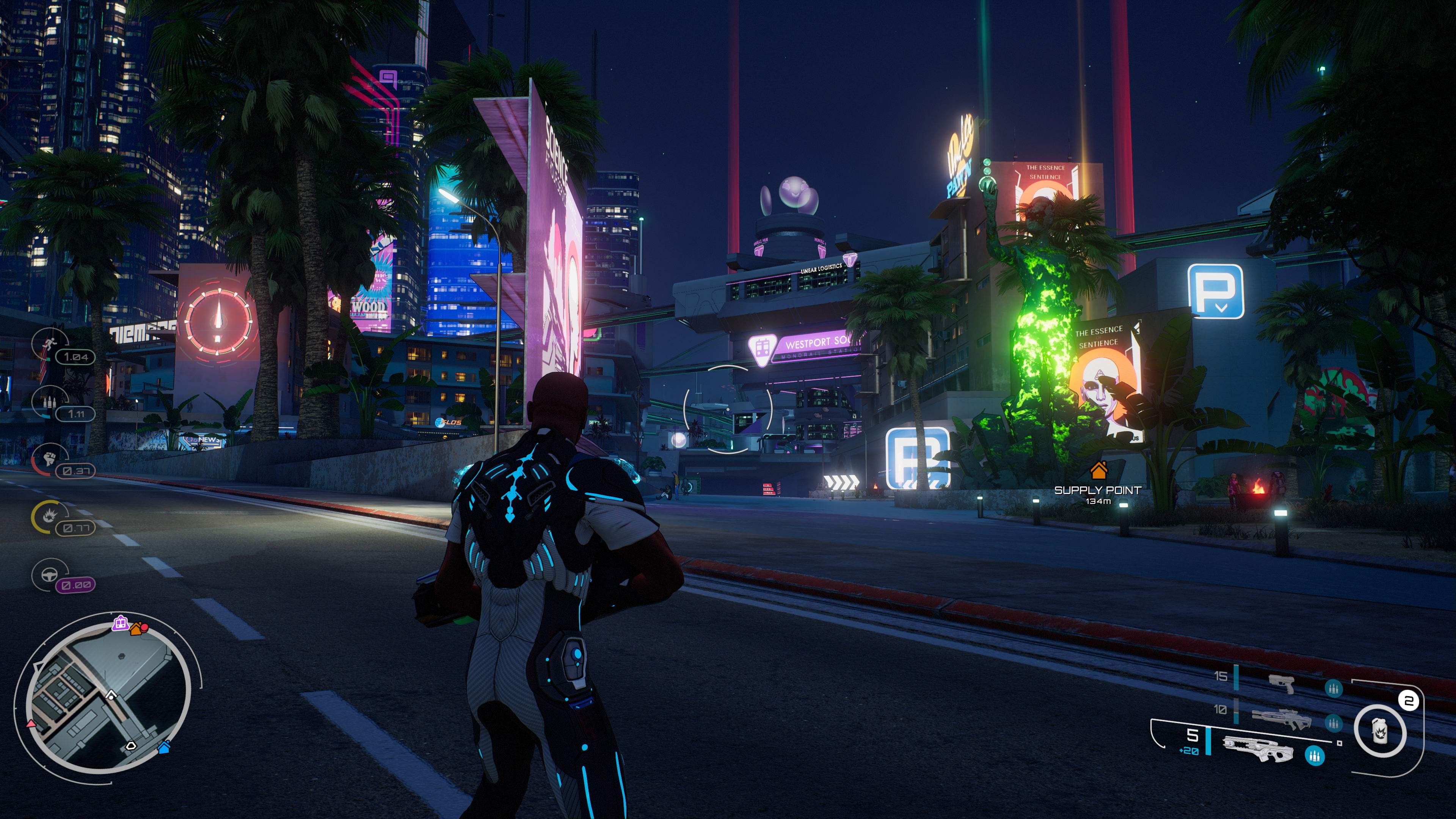 Crackdown 3 - Análise / Review