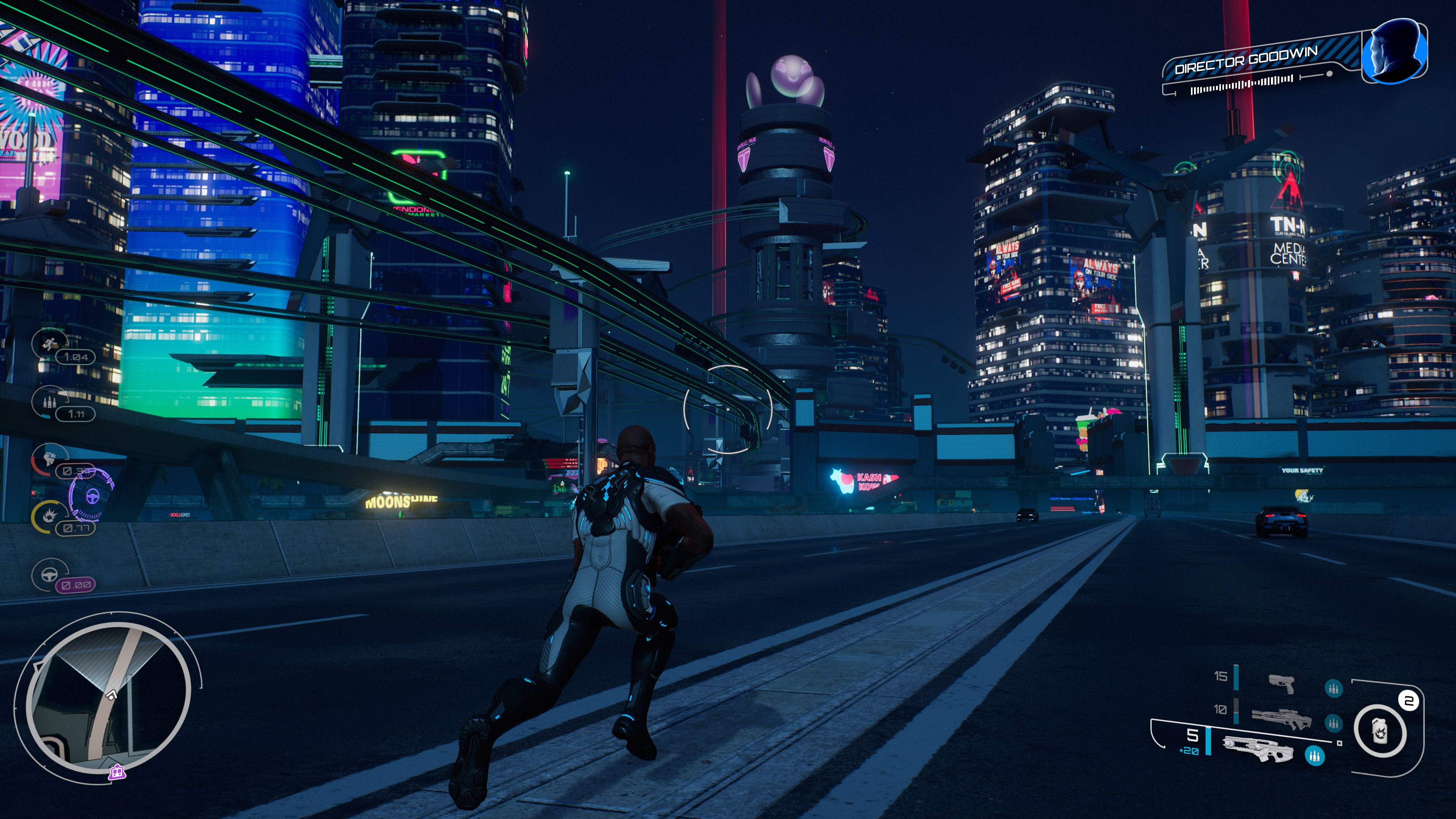crackdown 3 justice has been served stuck at 99