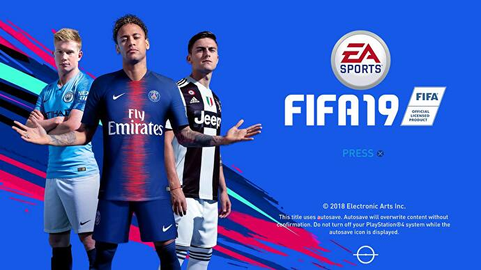 2134a8241fd It s a curious decision to trigger a full in-game rebrand of FIFA 19