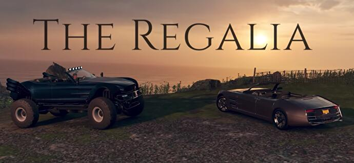 Final Fantasy 15's Regalia vehicle is coming to Forza Horizon, again