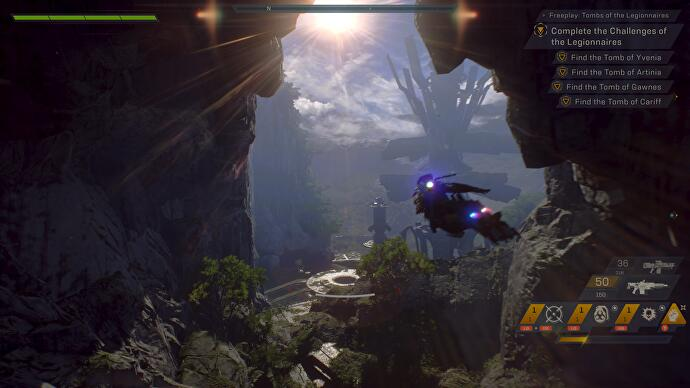 Anthem is fascinating and flawed • Eurogamer net
