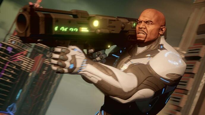 Crackdown 3 review: the series' simple genius remainselusive