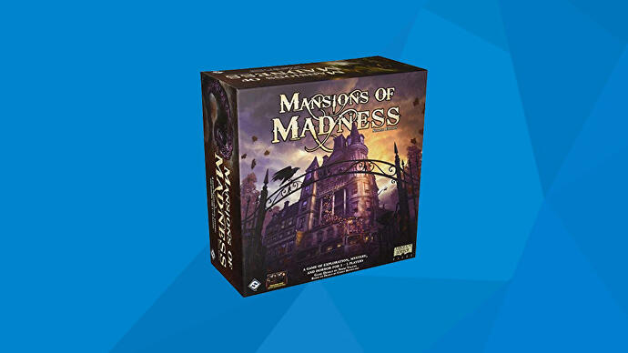 Lavish Lovecraftian board game Mansions of Madness down to £60