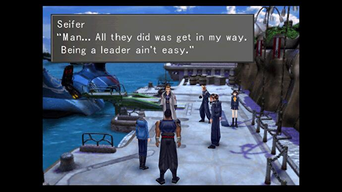 Final Fantasy 8 redefined the series' relationship with