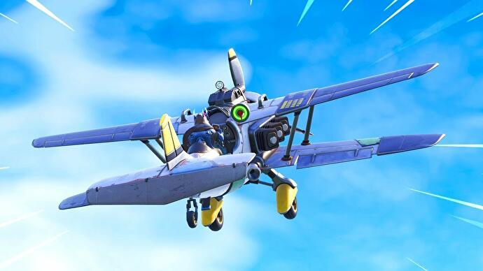 Fortnite Season Eight Ditching Planes In Favour Of Bananas And