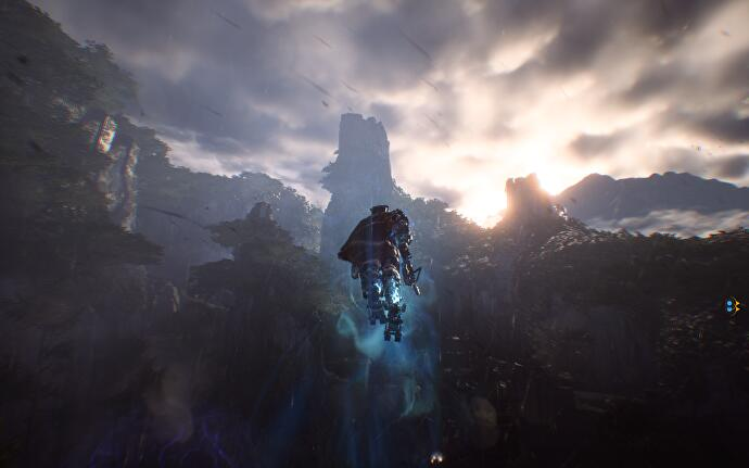 Anthem review - shaken apart by its own identity crisis