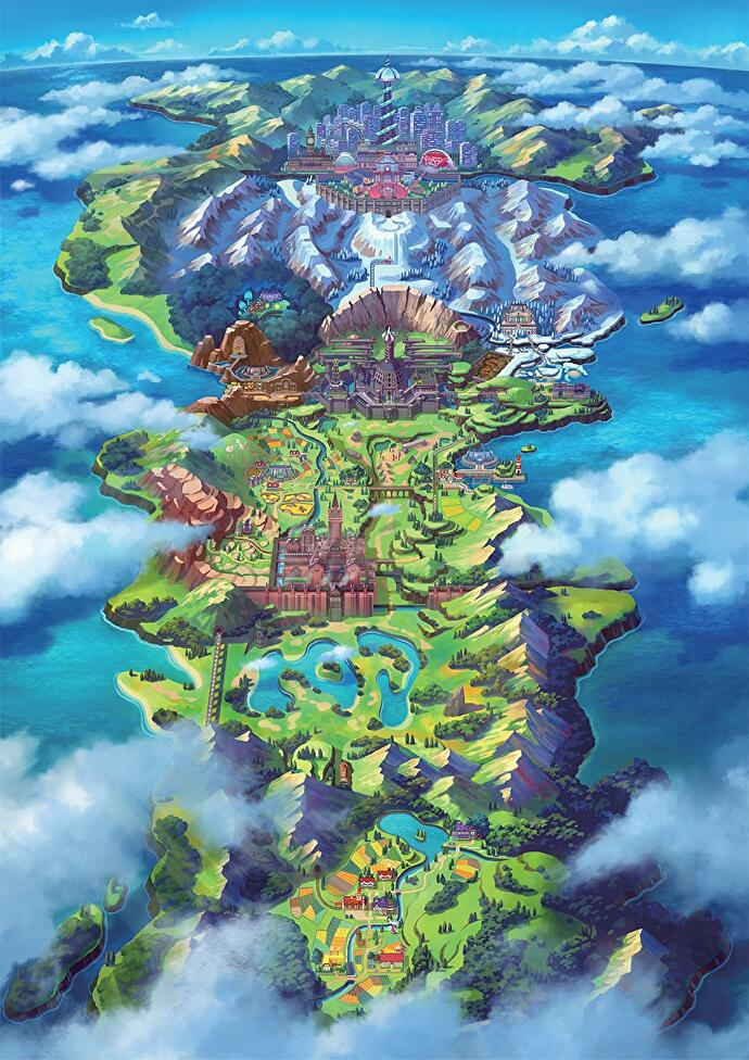 Pokemon_sword_shield_map_art