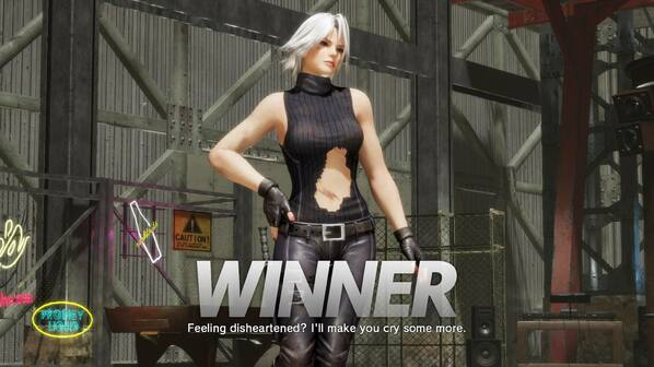 Dead or Alive 6 review: naff and likely to embarrass