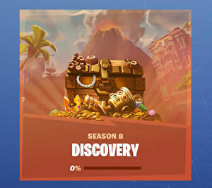 fortnite discovery loading screen 1 - fortnite week 9 and 10 loading screen season 8