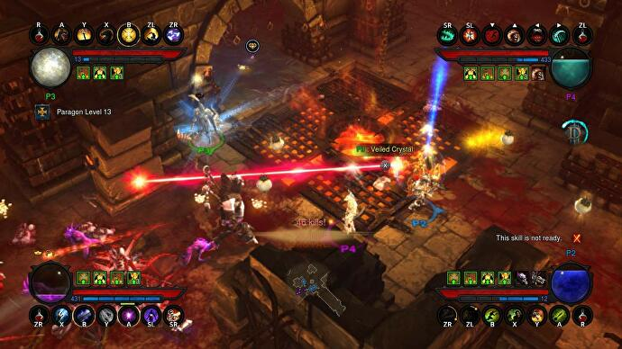 Diablo 3: Eternal Collection drops to £31 on Nintendo Switch