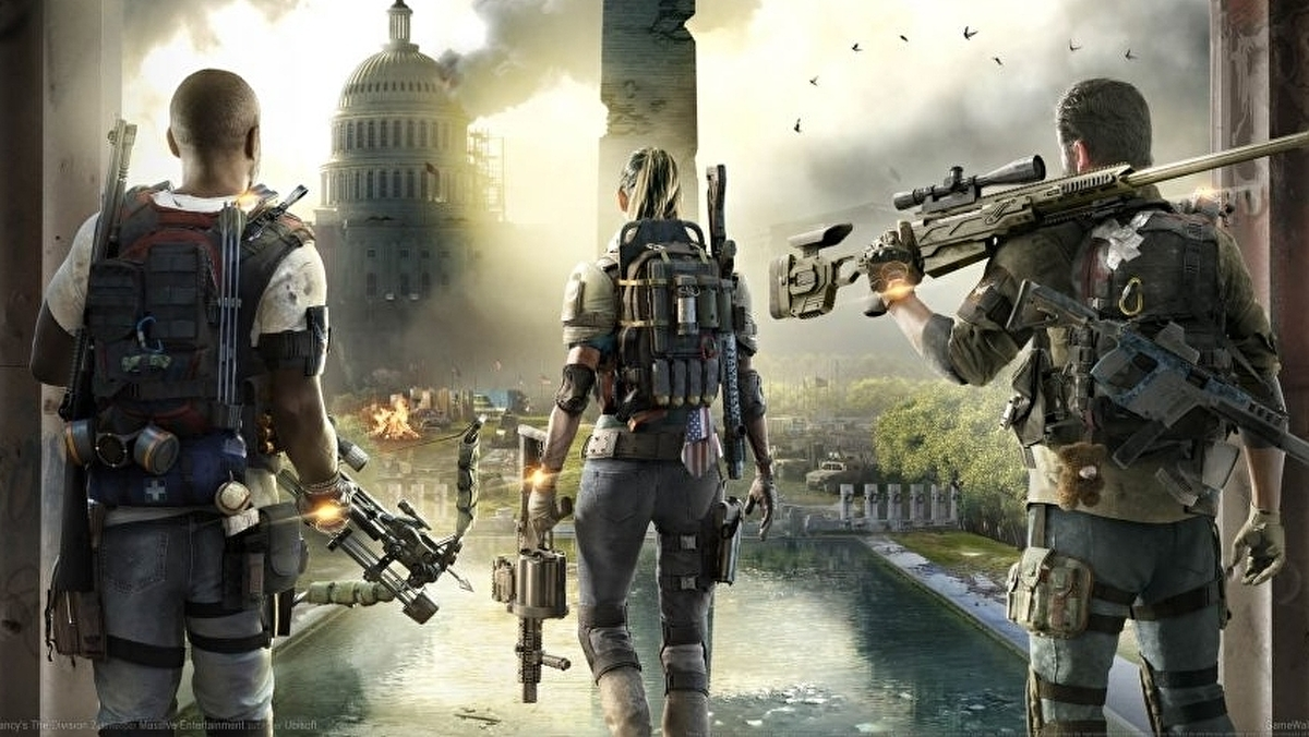 Ubisoft Details The Division 2 S First Year Of Free Content Updates Eurogamer Net