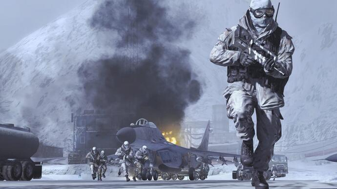 It looks like a Call of Duty: Modern Warfare 2 campaign remaster is coming toPS4