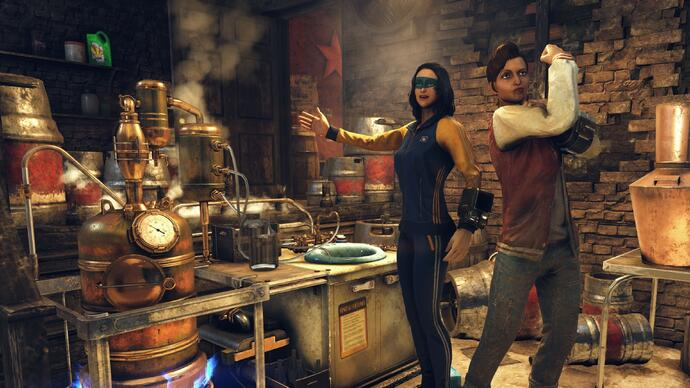Bethesda details the new boozy crafting system coming soon to Fallout76