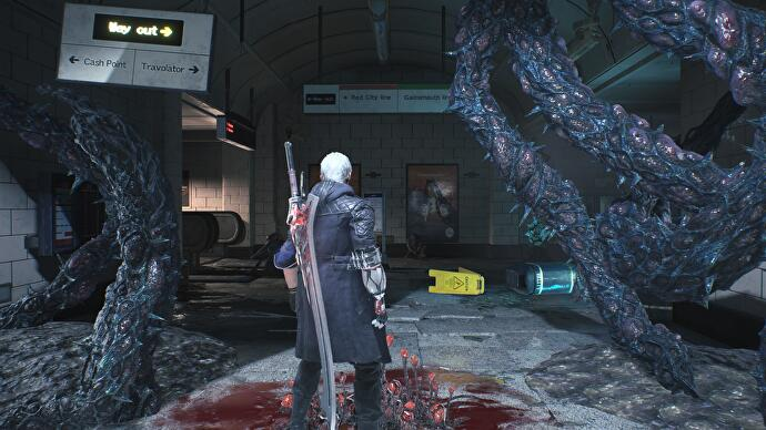 Devil May Cry 5 review - an unashamedly old school return