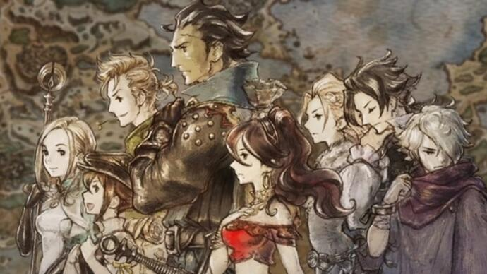 Octopath Traveler prequel announced for mobile