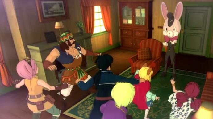 Ni no Kuni 2's upcoming Tale of a Timeless Tome DLC episode gets atrailer