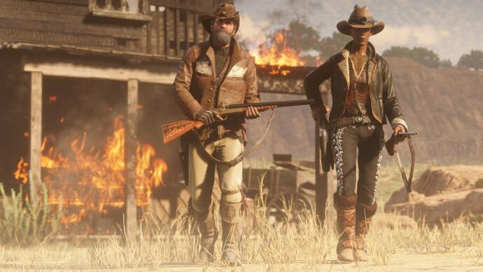 Red Dead Online Beta: Bottino di guerra ora disponibile