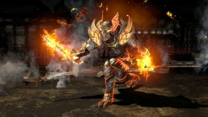 Path of Exile finally has a PS4 releasedate