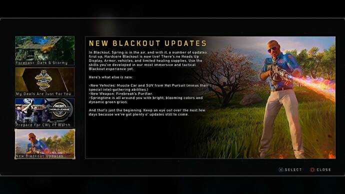 Call of Duty: Black Ops 4's Shamrock & Awe event gives Blackout a