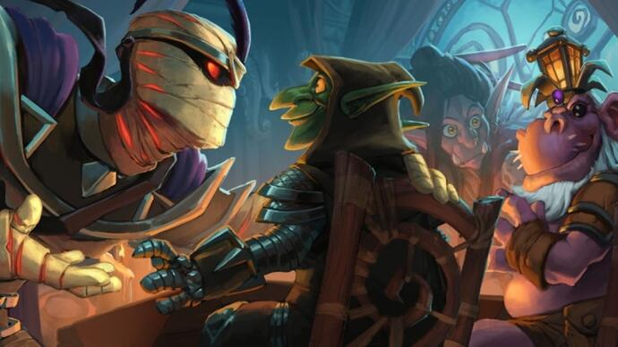 Hearthstone is showing its villainous side in next expansion Rise of Shadows