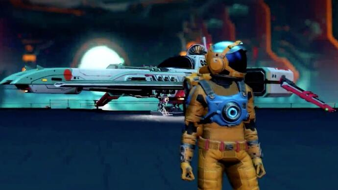 """No Man's Sky's next major update is Beyond, brings """"radical"""" new onlinecomponent"""
