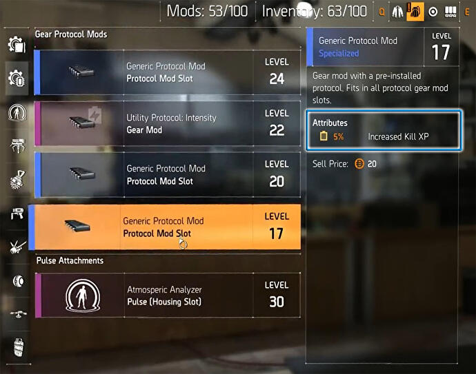 The_Division_2_schnell_Leveln_Mod