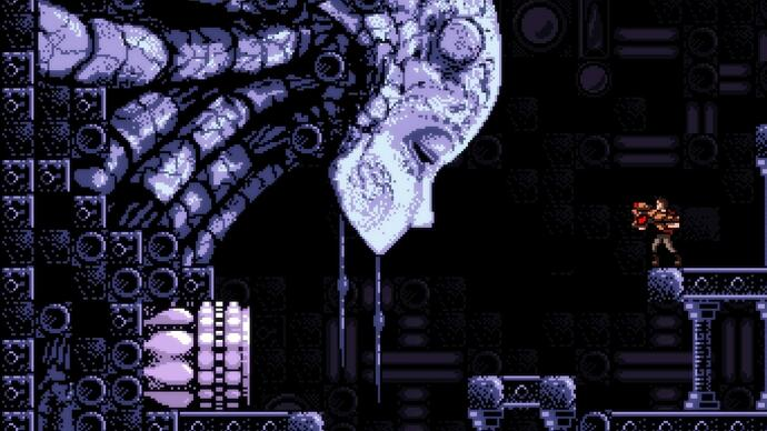 Two years after its announcement, Axiom Verge finally gets a physical release on WiiU