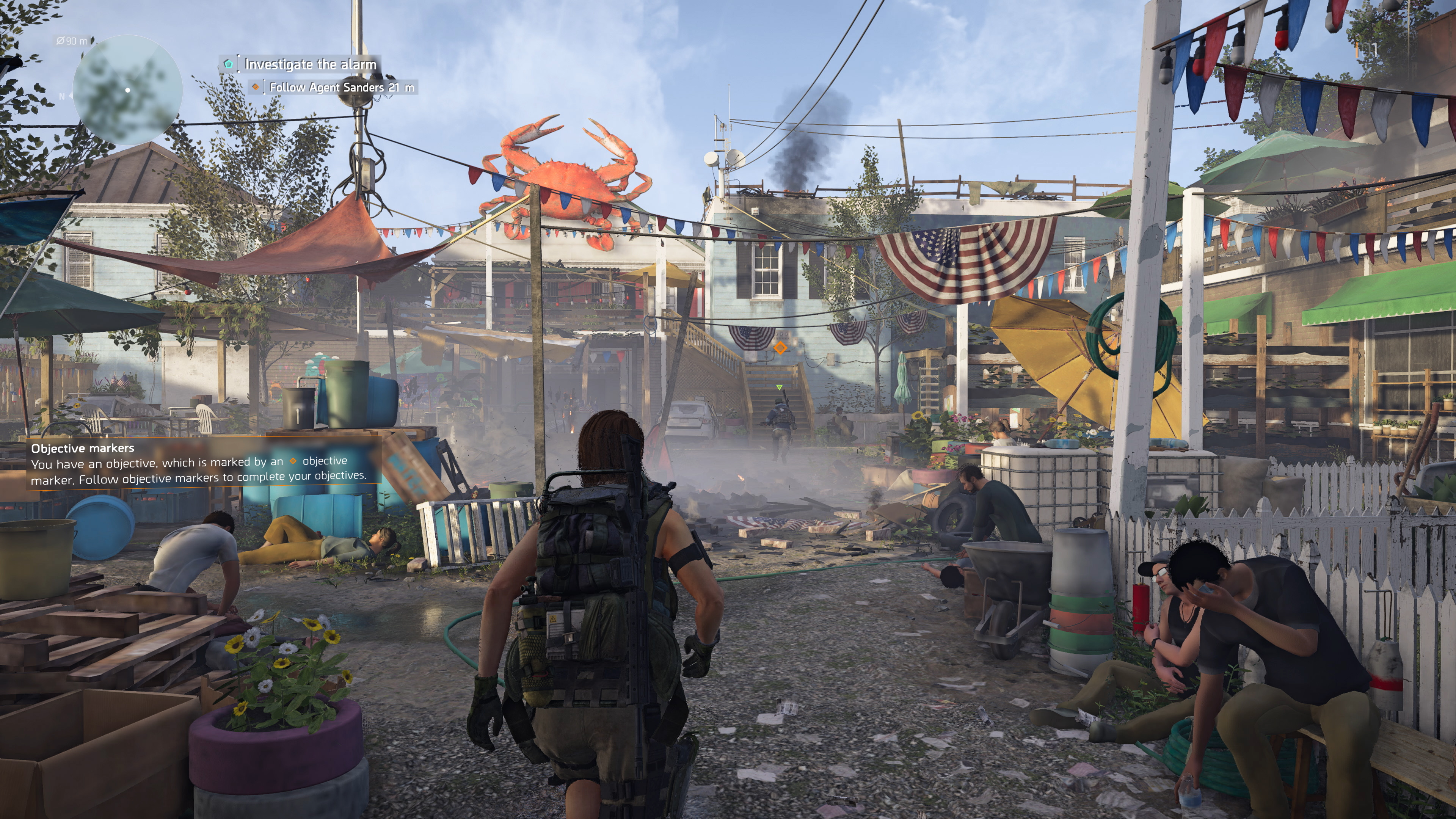 The Division 2 delivers impressive tech and good performance