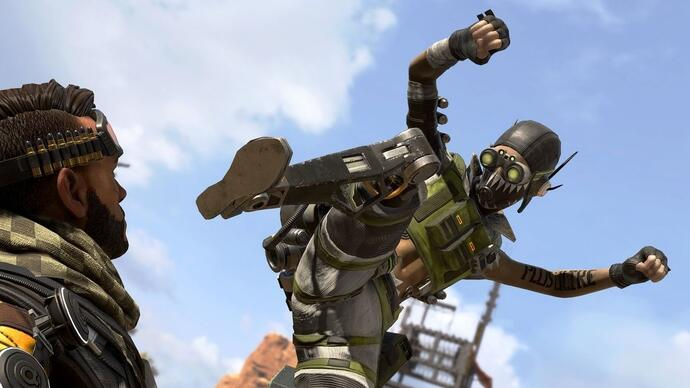 Apex Legends: un video gameplay ci mostra Octane