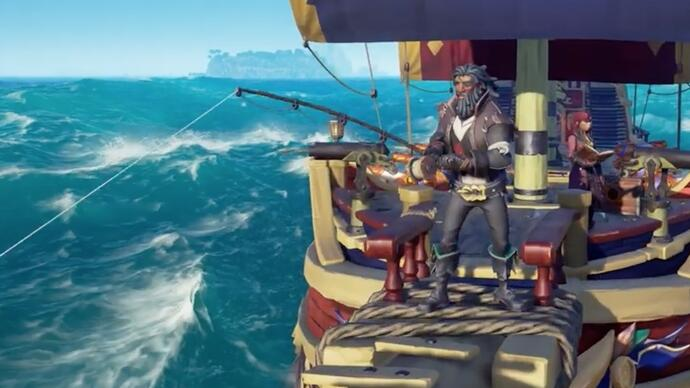 Rare offers first look at Sea of Thieves' major new Anniversary Update, arriving next month