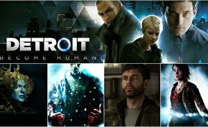 Detroit |  Become Human |  Heavy Rain |  Beyond |  Two Souls |  The Outer Worlds e molti altri