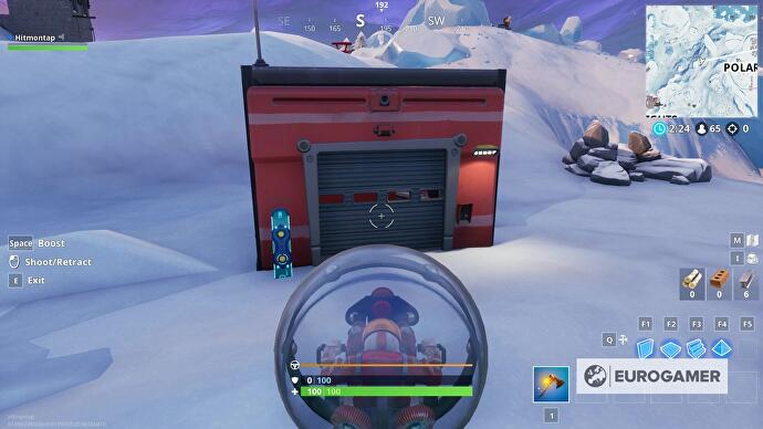 Fortnite Baller Locations How To Use The Baller In Different - fortnite baller locations 1