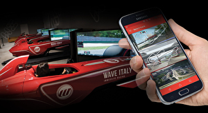 Wave Italy e Asus annunciano il Wave Racing Simulation Cente