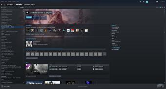 Your Steam library is getting a much-needed makeover