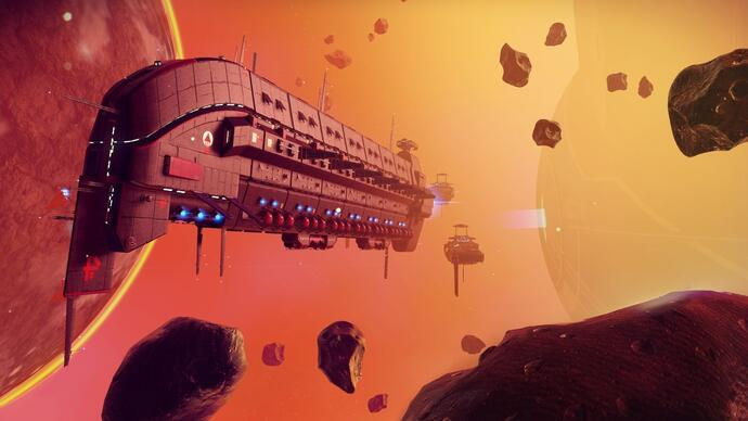 No Man's Sky is getting VR support this summer in big free Beyondupdate
