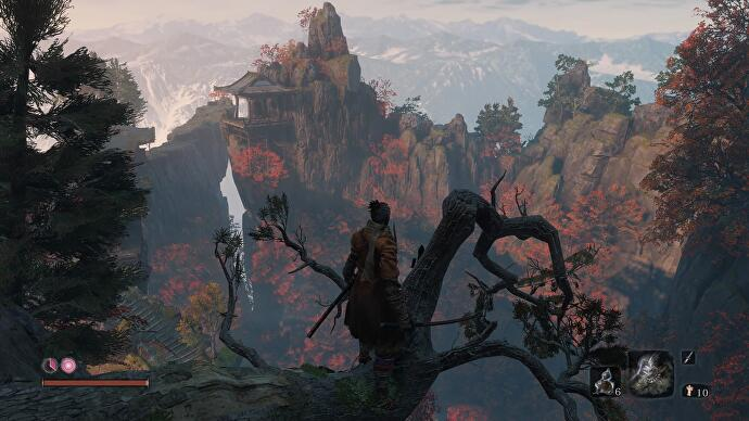 Sekiro: Shadows Die Twice review - a stripped and scarred