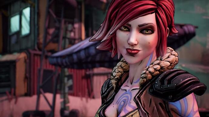 Gearbox officially unveils Borderlands3