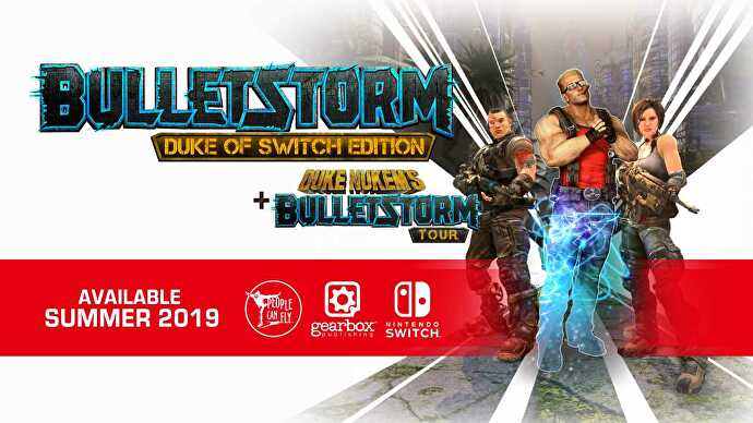 Bulletstorm comes to Switch this summer, complete with Duke