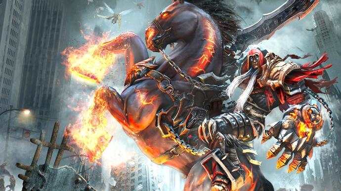 Darksiders Warmastered Edition na Switch: Maior resolução ou 60fps - tuescolhes