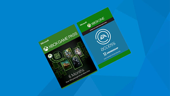 Get 6 months of Xbox Game Pass for £24 -Plus a year's EA Access for £15