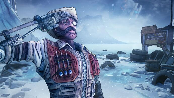 Review bombs can't stop big player count surge for Borderlands games on Steam