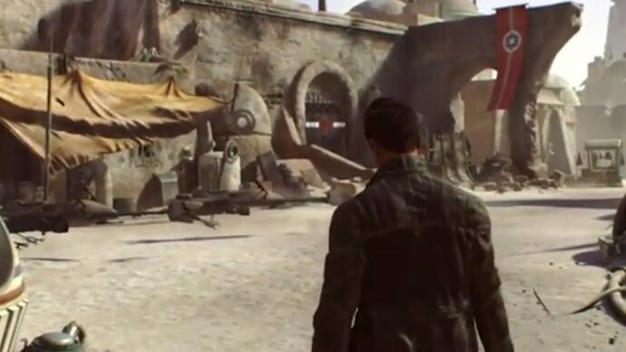 Amy Hennig reacts to Jedi: Fallen Order announce, reveals more of her cancelled single-player Star Warsgame