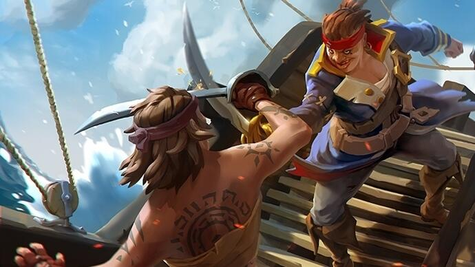 Sea of Thieves is currently half price ahead of this month's massive AnniversaryUpdate