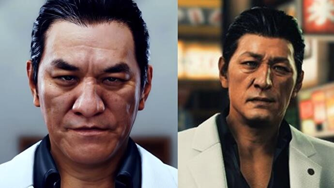 Yakuza spin-off Judgment reveals new-look for crime boss Kyohei Hamura