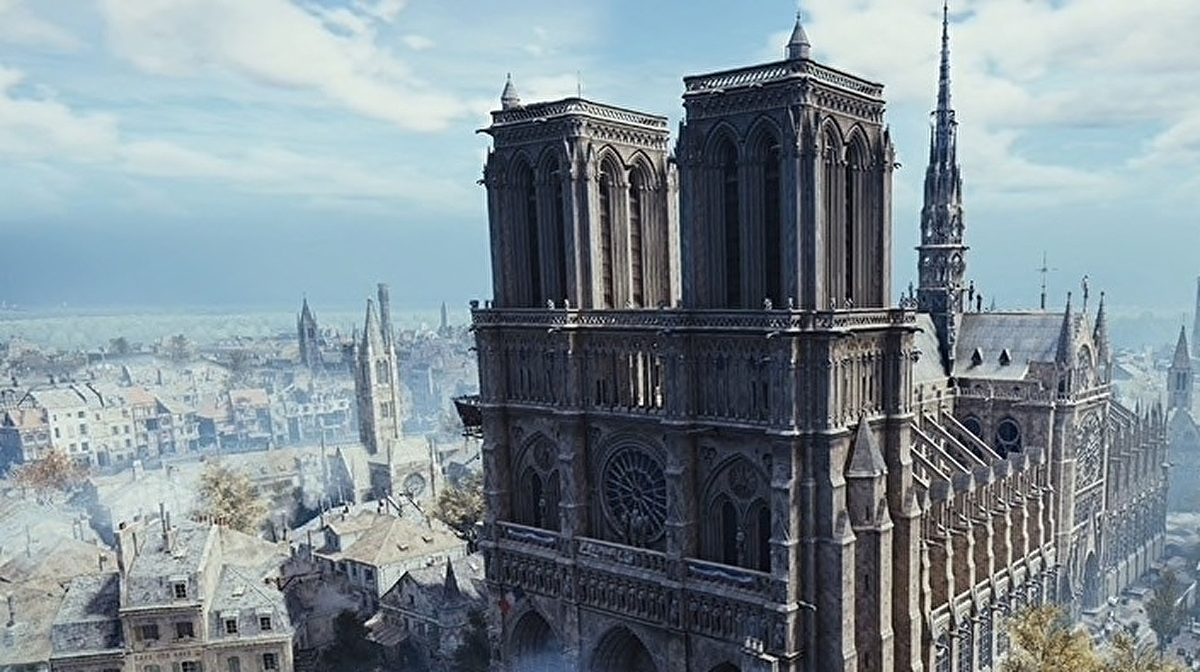 Assassin's Creed Unity is currently available to download